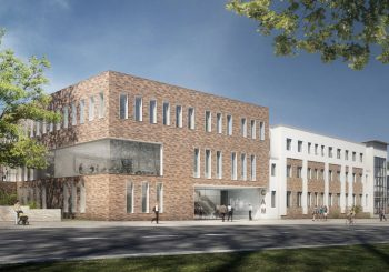 FRAUNHOFER IWMS, HALLE, EXTENSION OF THE CENTER FOR APPLIED MICROSTRUCTURE DIAGNOSTICS [CAM]