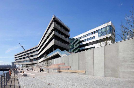 NEUBAU DER HAFENCITY UNIVERSITÄT, HAMBURG