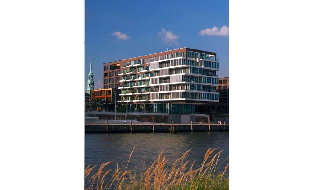 Neubau Wohngebäude Bürogebäude Dalmann Carée