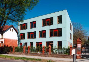 CLEMENS-BRENTANO-SCHULE BERLIN,  ERWEITERUNG EINES DENKMALGESCHÜTZTEN GRUNDSCHULENSEMBLES