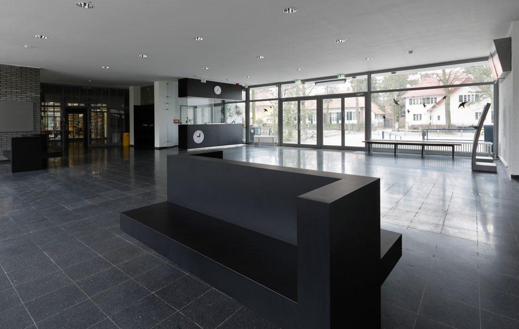 Sanierung Freie Universität Berlin