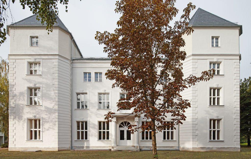 Umbau Gebäude Fritz-Haber-Institut Dahlem