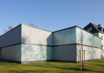 FRITZ HABER INSTITUTE OF THE MAX PLANCK SOCIETY, LABORATORY AND TECHNICAL CENTRE FOR FREE-ELECTRON-LASER, REFURBISHMENT OF THE EXISTING BUILDING WITH MEASURING LABORATORIES