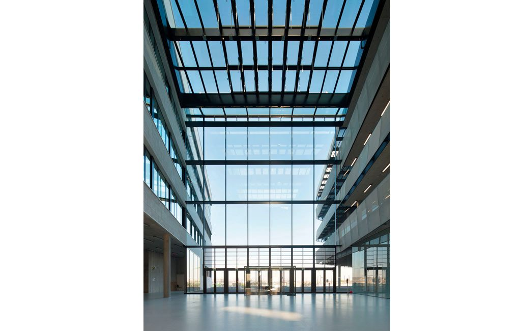 Neubau Hafencity Universität Hamburg
