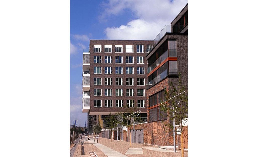 Neubau Wohngebäude Bürogebäude