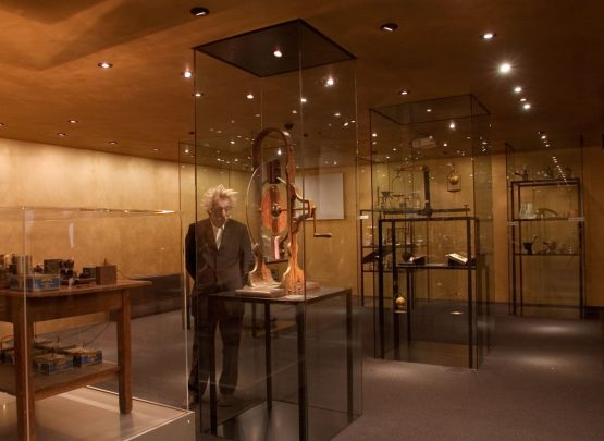 EXHIBITION 'ALBERT EINSTEIN - ENGINEER OF THE UNIVERSE', BERLIN, GERMANY