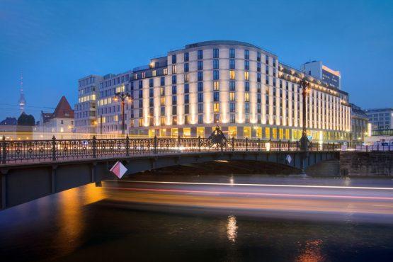 HOTEL SOL MELIÁ, BERLIN,  NEUBAU EINES HOTELS MIT TIEFGARAGE