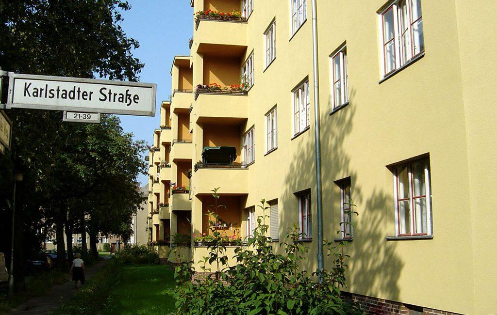 Kissingenviertel Sanierung Wohnung