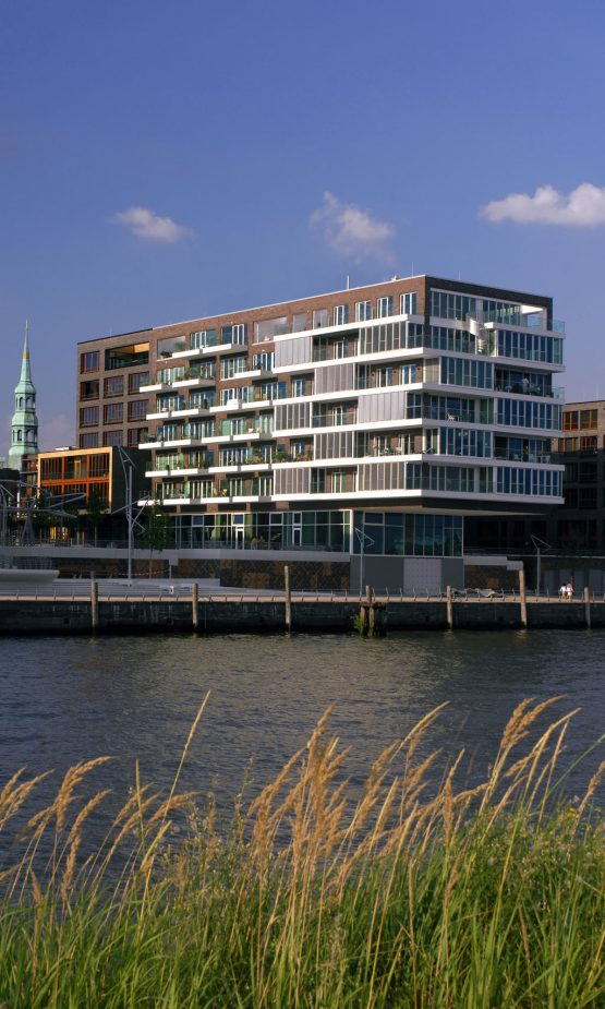 DALMANN CARÉE, HAMBURG, GERMANY RESIDENTIAL AND OFFICES