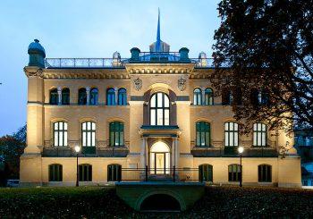 PHYSIKALISCH-TECHNISCHE BUNDESANSTALT, BERLIN, SANIERUNG DES OBSERVATORIUMS