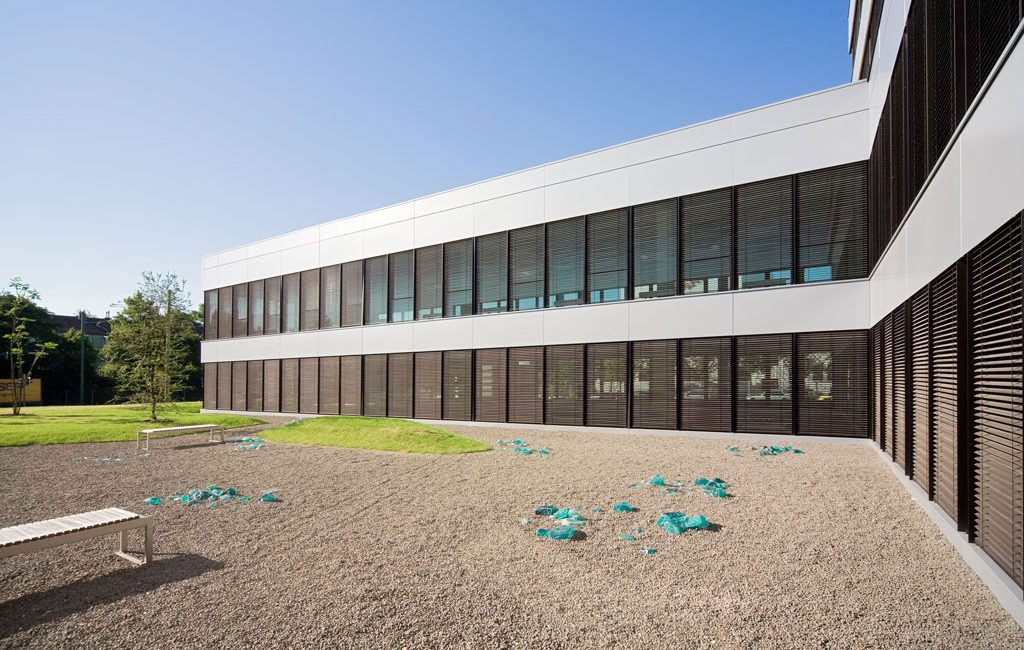 Umbau Sanierung Bürogebäude Deutsche Fonds