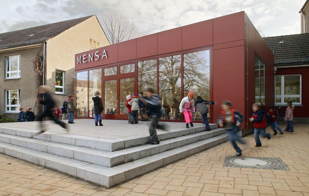 Umbau Schule