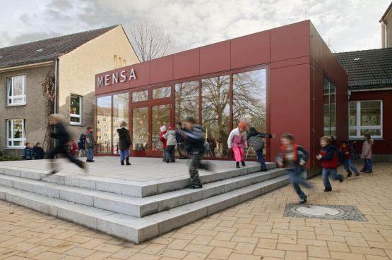 Mendel Elementary School, Berlin Germany Extension
