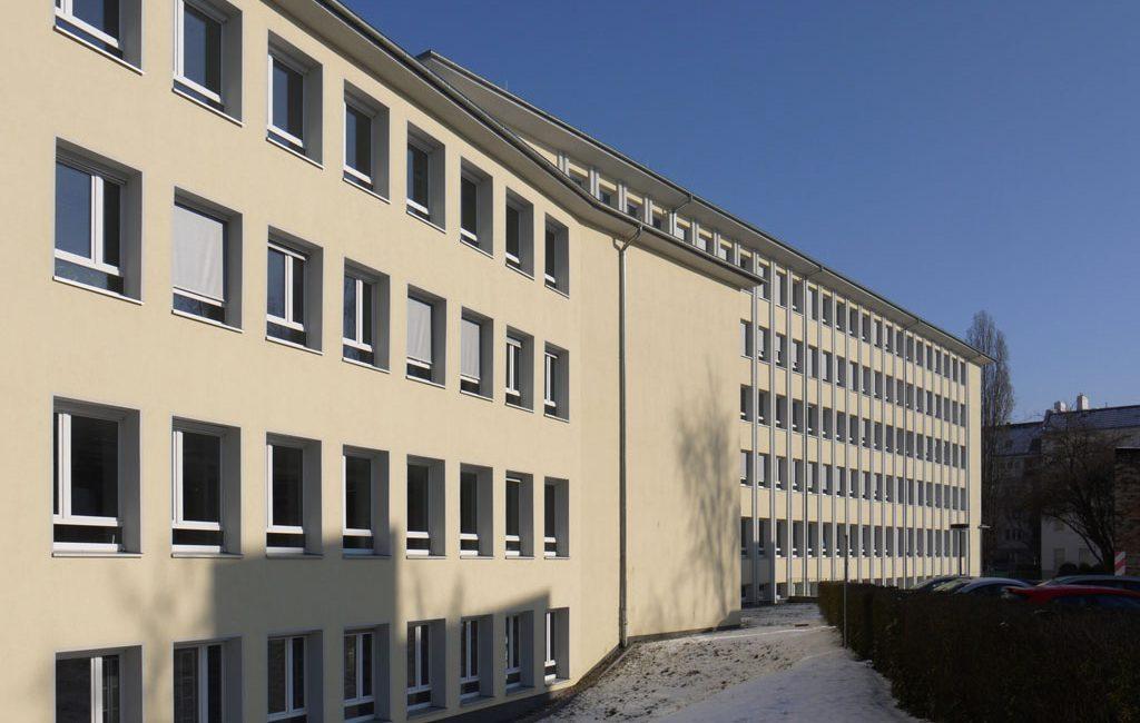 AOK Gebäudesanierung Berlin