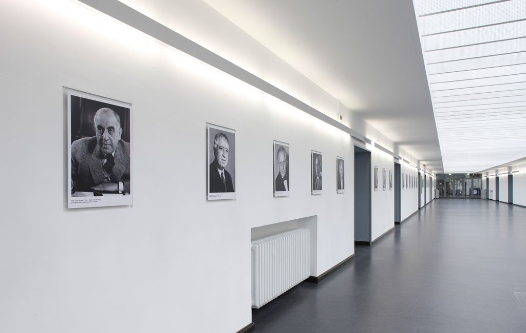 Sanierung Fakultät