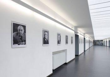 FREIE UNIVERSITÄT BERLIN, SANIERUNG DES FAKULTÄTSGEBÄUDES DER WIRTSCHAFTSWISSENSCHAFTEN