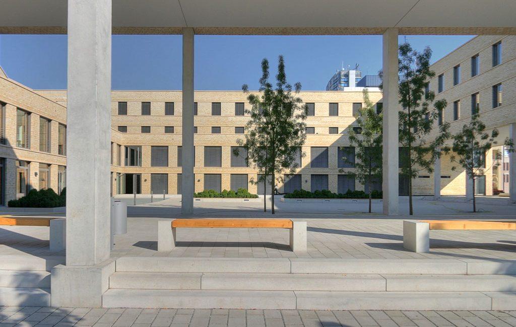 Neubau Schulzentrum