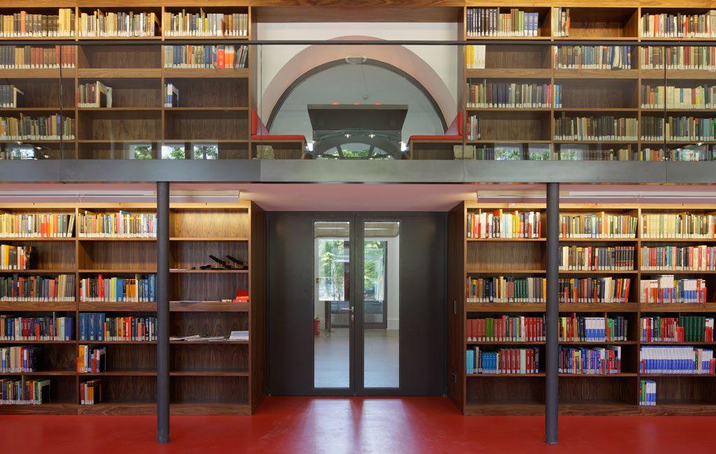 Umbau Institut Berlin