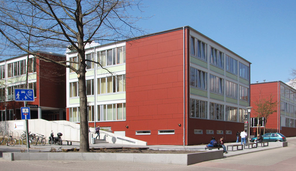Neubau Schule Hamburg