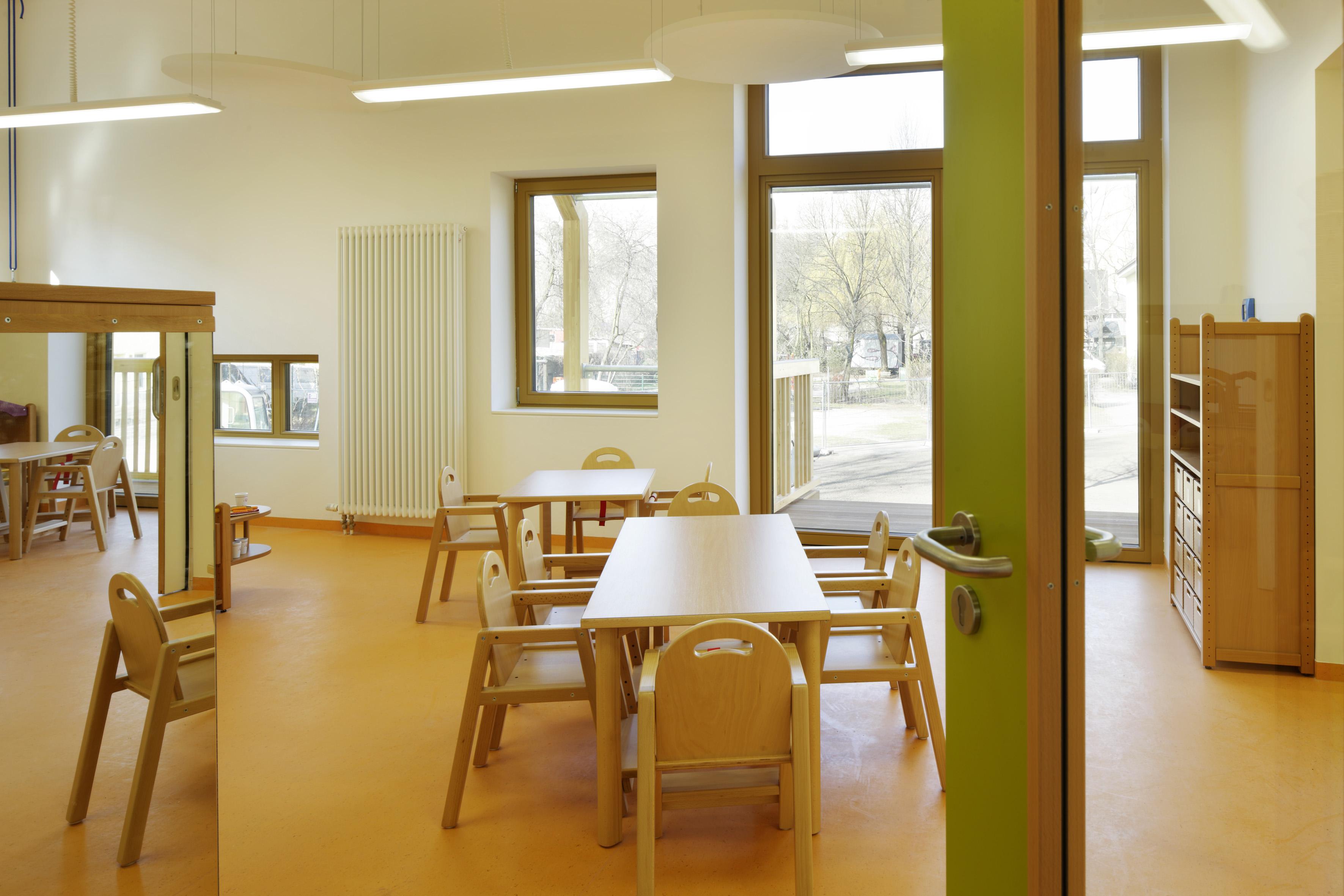 Neubau Erweiterung Kindertagesstätte