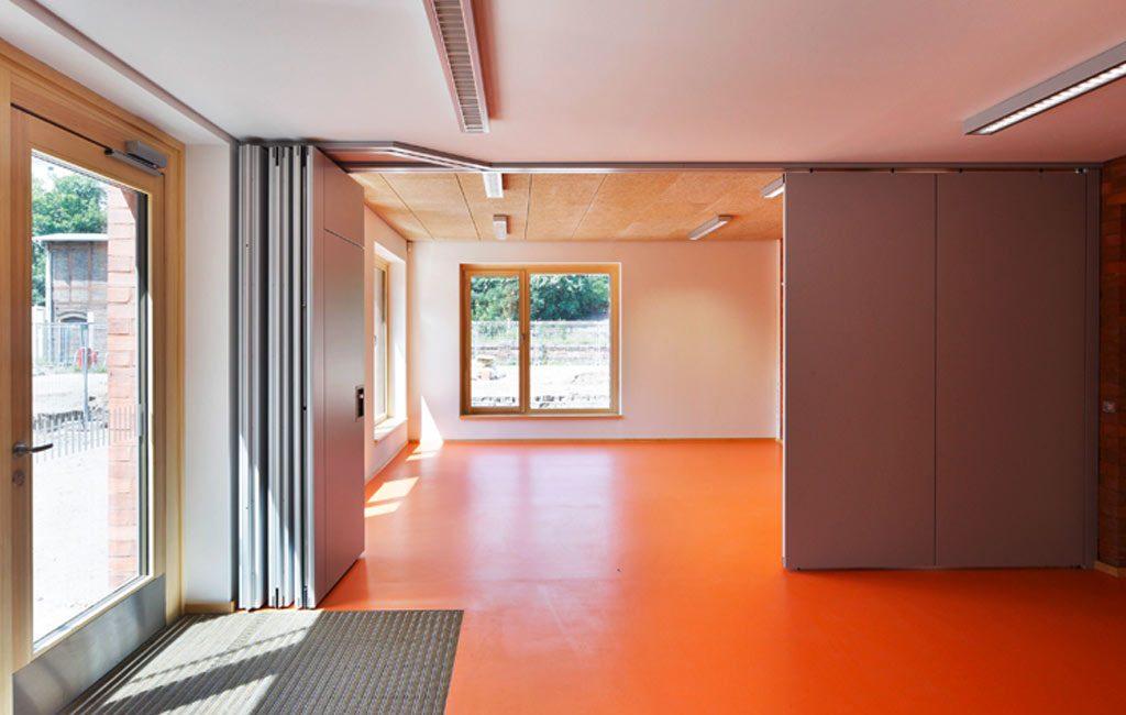 Neubau Hort Mensa Berlin