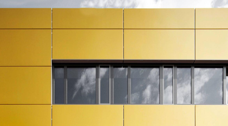 Neubau Forschungsgebäude