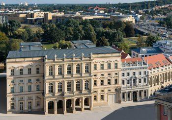 MUSEUM BARBERINI, POTSDAMNEUBAU und Rekonstruktion