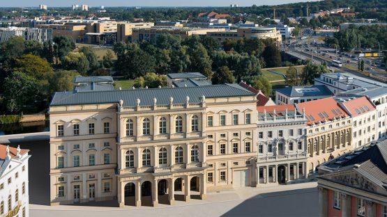 MUSEUM BARBERINI, POTSDAM, RECONSTRUCTION