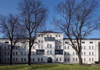BUNDESWEHRKRANKENHAUS BERLIN,  Renovation of existing building 1.3 with three operating rooms