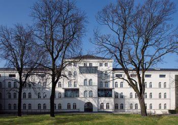 BUNDESWEHRKRANKENHAUS BERLIN,  Sanierung Altbau Haus 1.3 mit drei OP´s