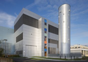 HELMHOLTZ-ZENTRUM BERLIN, NEW TECHNICAL CENTRE FOR THE HIGH FIELD MAGNET N25T