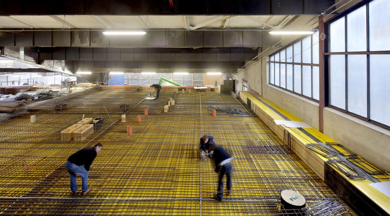 Bau Höhenklimakammer IAV