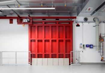 AUTOMOTIVE ENGINEERING, BERLIN, GERMANY ALTITUDE ENVIRONMENT TEST CHAMBER