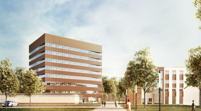 Neubau Forschungsgebäude UFZ Leipzig - DGI Bauwerk