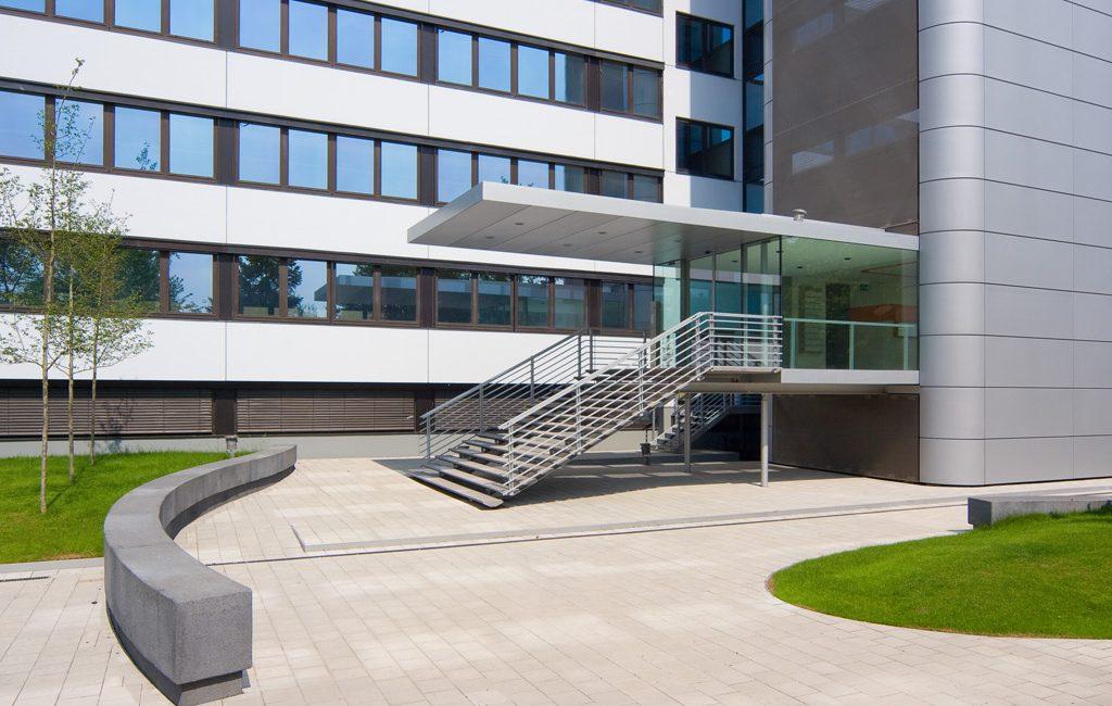 Sanierung Büro Düsseldorf