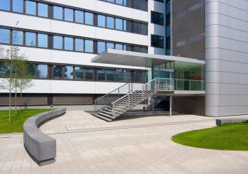 OFFICES VOGELSANGER WEG, DÜSSELDORF, GERMANY ORANGE OFFICE