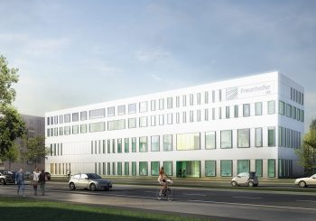 FRAUNHOFER INSTITUTE FOR SOLAR ENERGY SYSTEMS ISE, FREIBURG, NEW CENTRE FOR HIGH EFFICIENT SOLAR CELLS