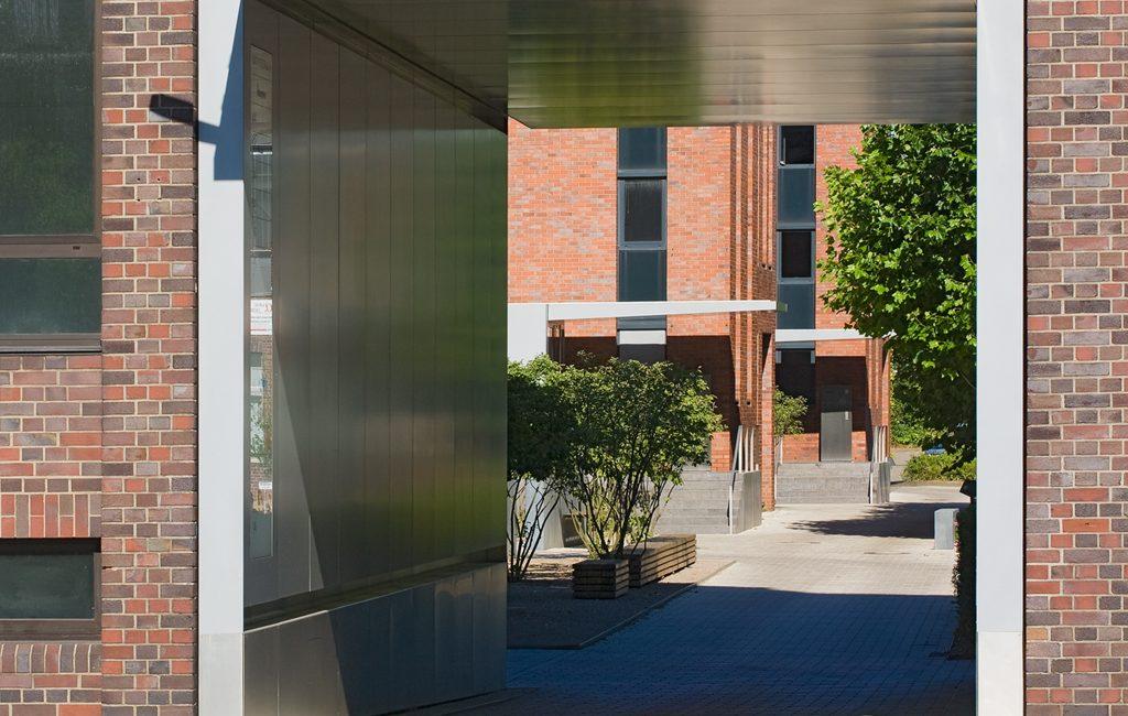 Restrukturierung Burgunderhof Düsseldorf DGI Bauwerk