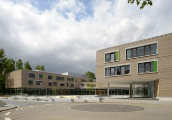 NEW EDUCATION CENTRE 'TOR ZUR WELT', HAMBURG, Germany