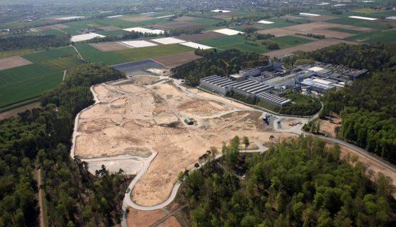 Aufträge für den Bau von FAIR werden europaweit ausgeschrieben