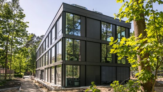 HASSO PLATTNER FOUNDATION, POTSDAM, GERMANY CAMPUS 2 HOUSE F, OFFICES