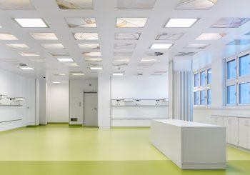 MARTIN-LUTHER-KRANKENHAUS BERLIN  Umbau und Modernisierung des zentralen OP-Bereichs