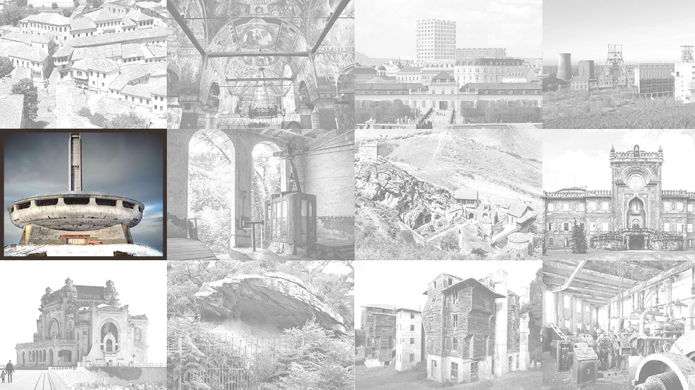 Europäisches Kulturerbejahr 2018 In der engeren Wahl: Das Buzludzha-Denkmal, Bulgarien