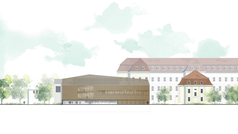BeCAT – Berlin Center of Advanced TherapiesZuschlag im VgV-Verfahren