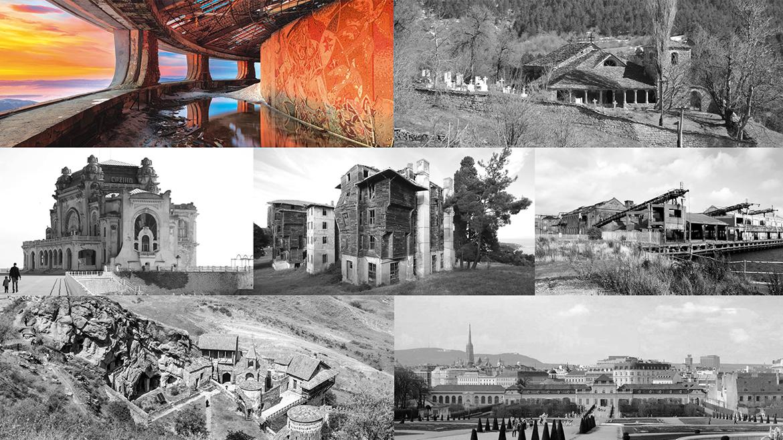 Europäisches Kulturerbejahr 2018Buzludzha-Denkmal in Bulgarien unter den 7 meistbedrohten Kulturerbe-Stätten in Europa