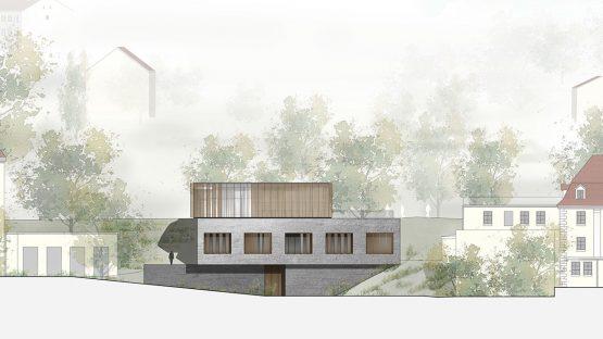 Wettbewerb Helmholtz-Institut, Jena