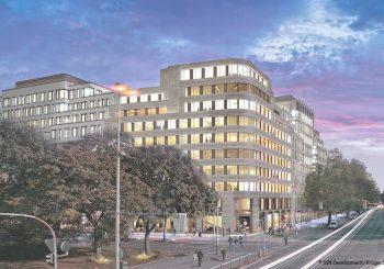 QUARTIER BUNDESALLEE, BERLINNeubau Büro- und Wohngebäudemit Tiefgarage