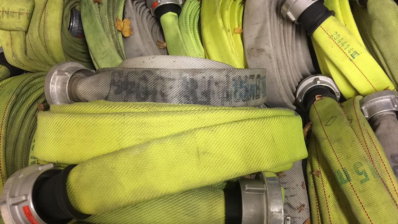 DGI Brandschutzteam zu Besuch bei der Feuerwehr Marzahn