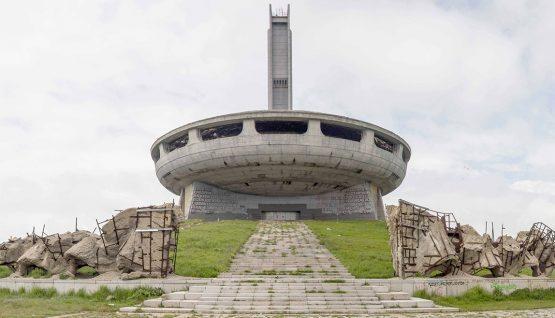 Bericht zum Buzludzha Denkmal