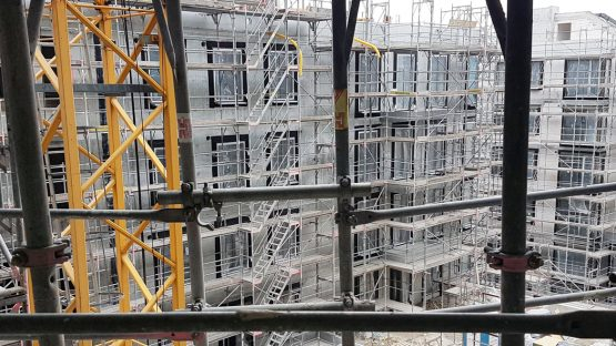 Topping-out ceremony - QUARTIER BUNDESALLEE Berlin